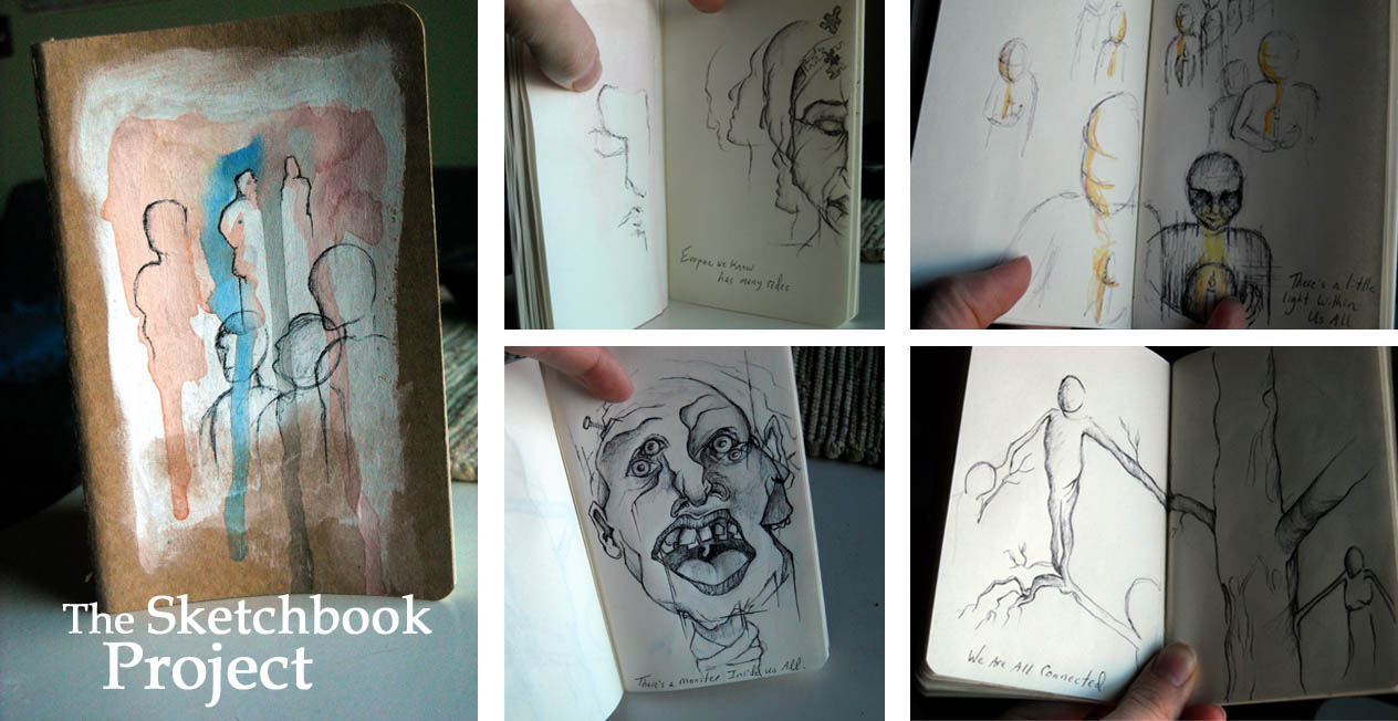 the sketchbook project- tour!